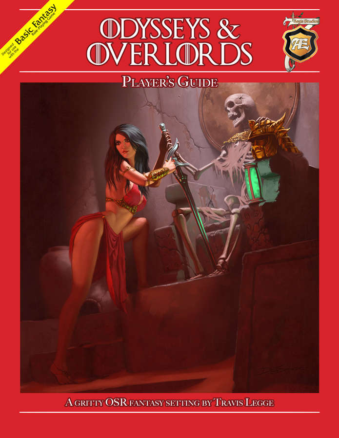 Odysseys & Overlords Player's Guide