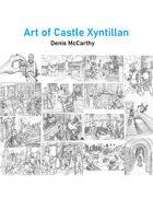 Fantasy Stock Art: Art of Castle Xyntillan