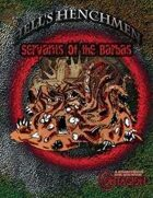 Hell's Henchmen: Barbas