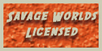 Savage Worlds Licensed