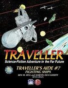 Traveller's Aide #7 - Fighting Ships