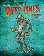 Hideous Creatures: Deep Ones