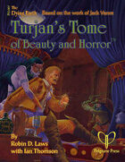 Turjan's Tome of Beauty and Horror