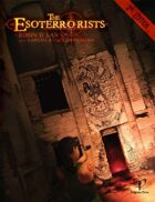 The Esoterrorists 2nd Edition Sampler