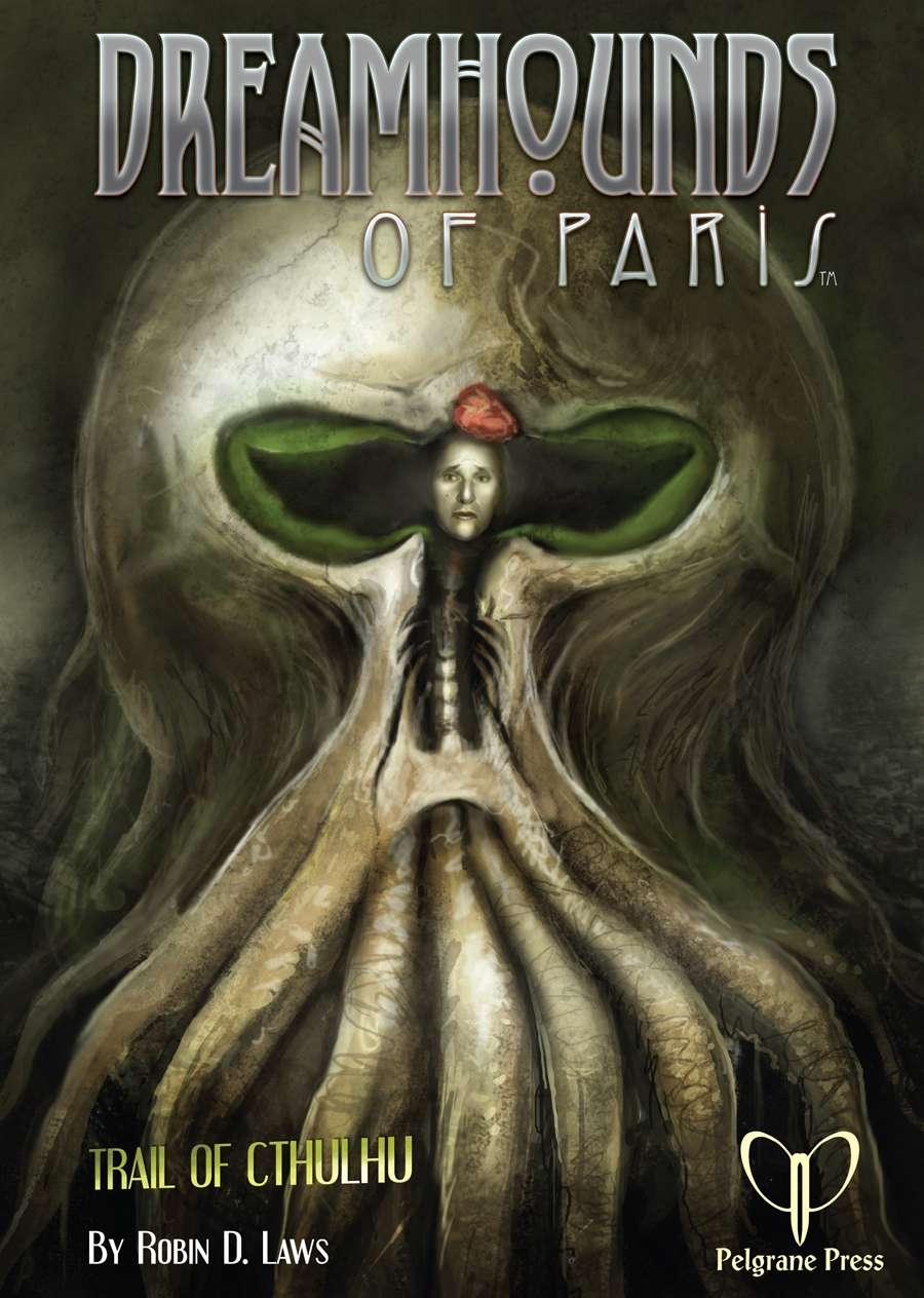 Trail of Cthulhu: Dreamhounds of Paris