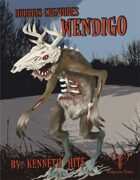 Hideous Creatures: Wendigo