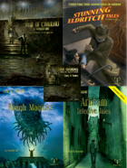 Trail of Cthulhu Starter Kit [BUNDLE]