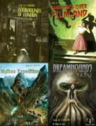 Trail of Cthulhu Big Books 1  [BUNDLE]