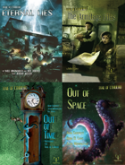 Trail of Cthulhu Big Books 2 [BUNDLE]
