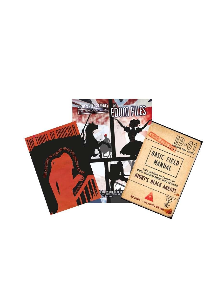 The Dracula Dossier: Thriller [BUNDLE]