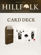 Hillfolk card deck