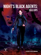 Night's Black Agents: Solo Ops
