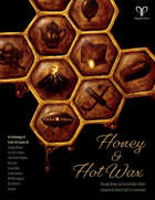 Honey & Hot Wax: An Anthology of Erotic Art Games