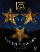 13th Age: Elven Towers