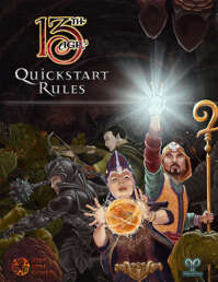13th Age Quickstart Rules