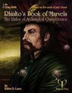 Rhialto's Book of Marvels