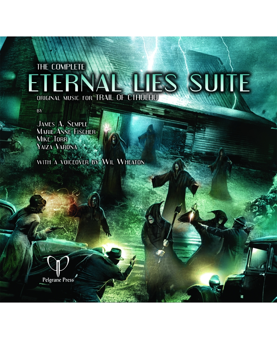 Eternal Lies Suite | Music for Trail of Cthulhu