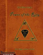 The Ebon Vault: Power of the Ring