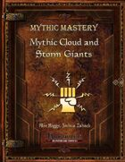 Mythic Mastery - Mythic Cloud and Storm Giants