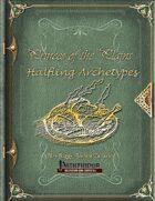 Princes of the Plains - Halfling Archetypes