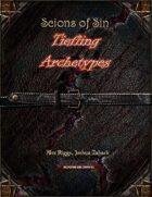 Scions of Sin - Tiefling Archetypes