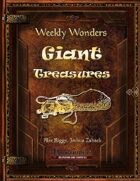 Weekly Wonders - Giant Treasures