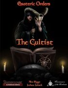 Esoteric Orders: The Cultist