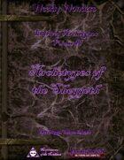 Weekly Wonders - Eldritch Archetypes Volume II - Archetypes of the Shoggoth