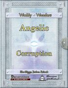 Weekly Wonders: Angelic Corruption