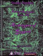Weekly Wonders - Eldritch Archetypes Volume IX - Archetypes of Yuggoth