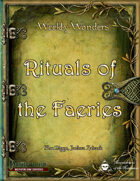 Weekly Wonders - Rituals of the Fey