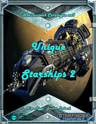 Horizontech Catalogue 003 - Unique Starships 2