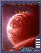 Traveler's Guide to the Galaxy 003 - Siron II