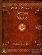 Weekly Wonders - Dream Magic