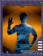 Traveler's Guide to the Galaxy 004 - Volkhen Alien Race