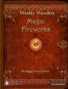 Weekly Wonders - Magic Fireworks