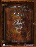 Weekly Wonders: A Conjurer's Guide to Kytons