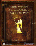 Weekly Wonders: A Conjurer's Guide to Psychopomps