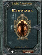 Exotic Ancestries - Minotaur
