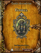 Exotic Ancestries - Gnoll