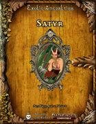Exotic Ancestries - Satyr