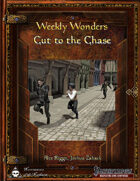 Weekly Wonders: Cut to the Chase
