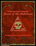A Necromancer's Grimoire: Faces of the Rakshasa