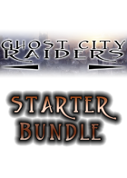 Ghost City Raiders Zip Bundle