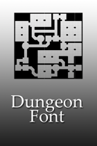 Dungeon Font Expansion 1