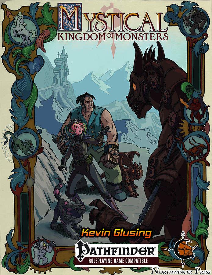 Mystical: Kingdom of Monsters (Pathfinder)