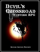 Devil's Crossroad: Second Edition Preview 1