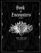 Book of Encounters: Bestiary
