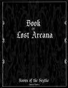 Book of Lost Arcana