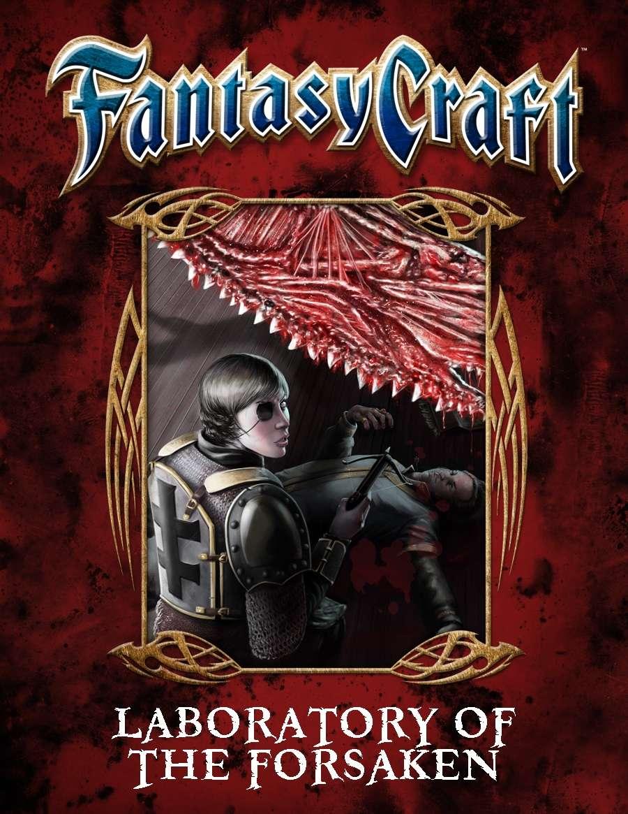 Laboratory of the Forsaken